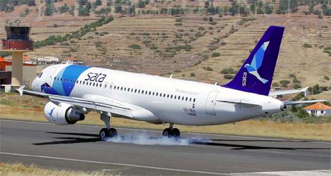 SATA Internacional - Airbus - A320-214 (CS-TKO) flight RZO129