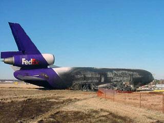 Federal Express - Boeing - MD10-10F (N-364FE) flight FX647