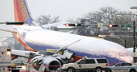 Southwest Airlines - Boeing - B737-300 (N-668SW) flight WN1455