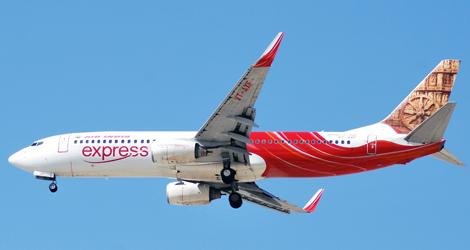 Air India Express - Boeing - B737-800NG (VX-ATJ) flight IX212