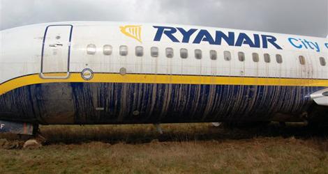 Ryanair - Boeing - B737-800 (EI-DAF) flight FR1216