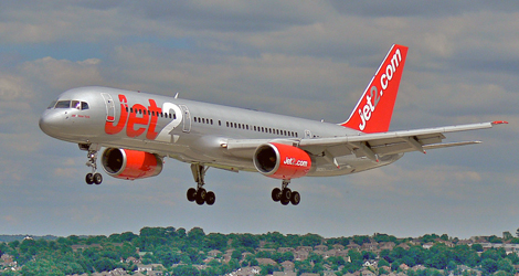 JET 2 - Boeing - B757-21 (G-LSAH) flight LS224