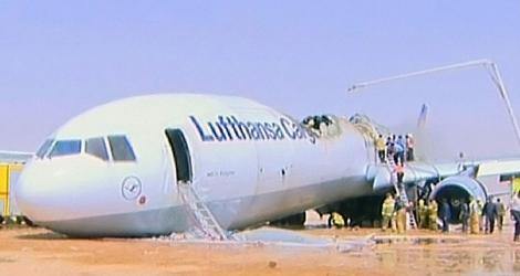 Lufthansa Cargo - Mcdonnel Douglas - MD11F (D-ALCQ) flight GEC8460