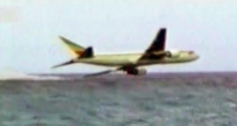 Ethiopian Airlines flight ET961 - Boeing B767-200ER (ET-AIZ)
