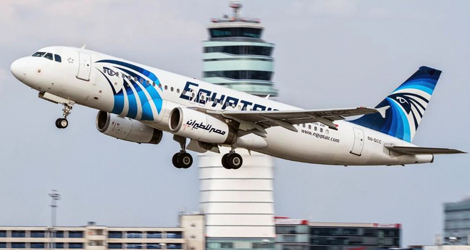 Egyptair flight MS804 - Airbus A320-232 (SU-GCC)