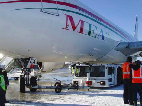 MEA Middle East Airlines - Airbus A330-200 (OD-MEA) airplane OD-MEA
