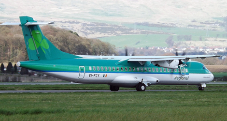 Are Lingus Regional - ATR72-212 (EI-FCY) flight EI3728