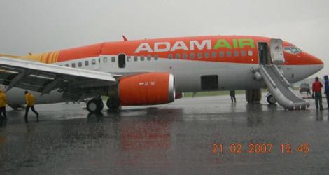 Adam Air flight KI172