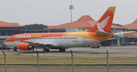 Adam Air flight DHI782