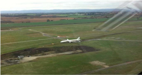 HERMES AIRLINES flight ML7817