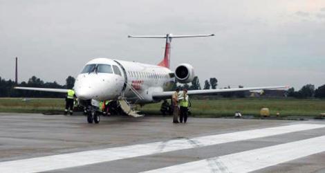 Swiss Airlines Flight LX1190