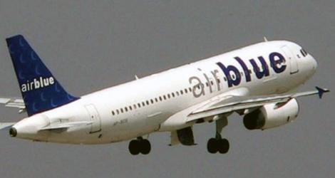 Air Blue flight ABQ202