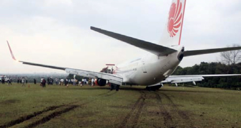 Lion Air flight LNI295