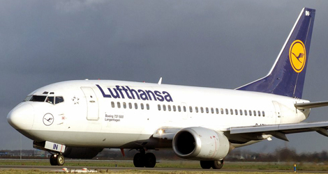 Lufthansa flight LH4019