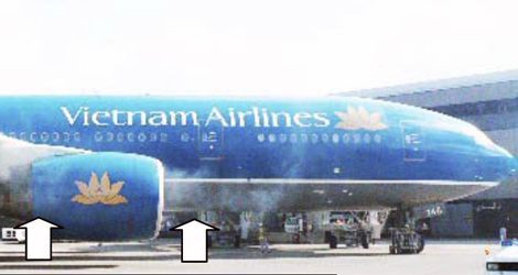 Vietnam Airlines flight HVN950