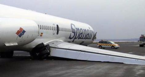 Spanair flight JK3203