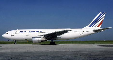 Air France flight AF125