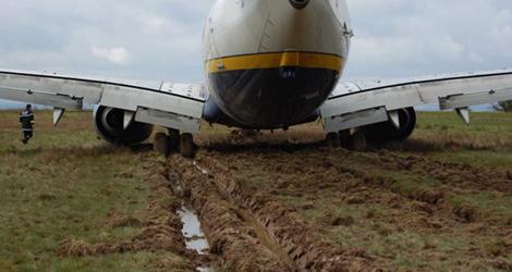 Ryanair flight FR772