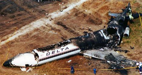 Delta Airlines flight DL1141