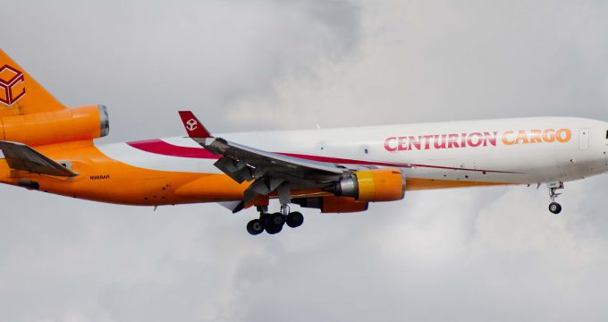 Centurion Air Cargo MD11 N701GC