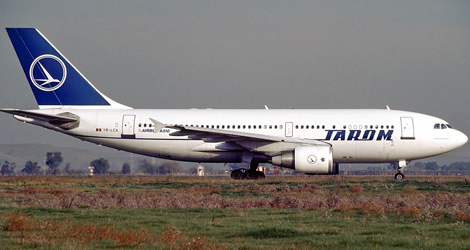 Tarom flight ROT371