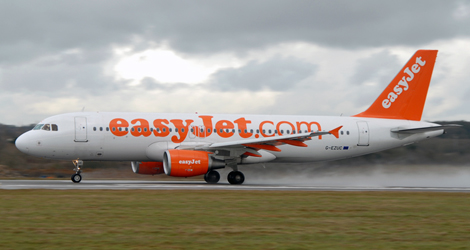 Easyjet flight U28193