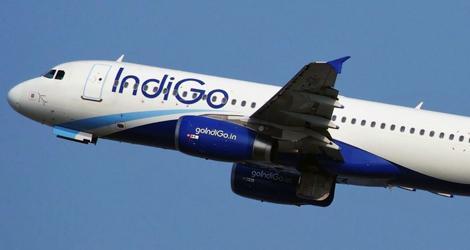 Indigo flight 6E201