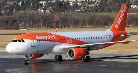EasyJet flight EZY2133