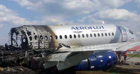 Aeroflot superjet 100 flight SU1492