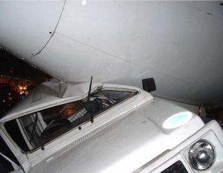 Garuda Airlines flight GA833