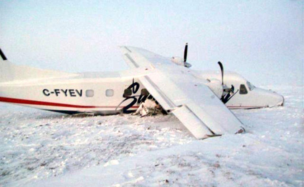 Summit Air Dornier C-FYEV