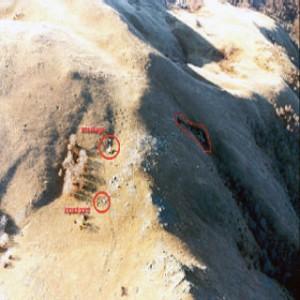 Impact site of SI FLY ATR near Pristine