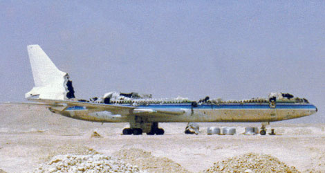 Saudi Arabian - Lockheed - L1011 (HZ-AHK) flight SV163