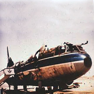 Saudi Arabian - Lockheed - L1011 (HZ-AHK) flight SV163