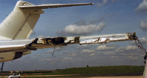 Air Liberte - Streamline Aviation - Mcdonnel Douglas MD83 (F-GHED) - Shorts 330 (G-SSWN) flights IJ8807 - SSW200