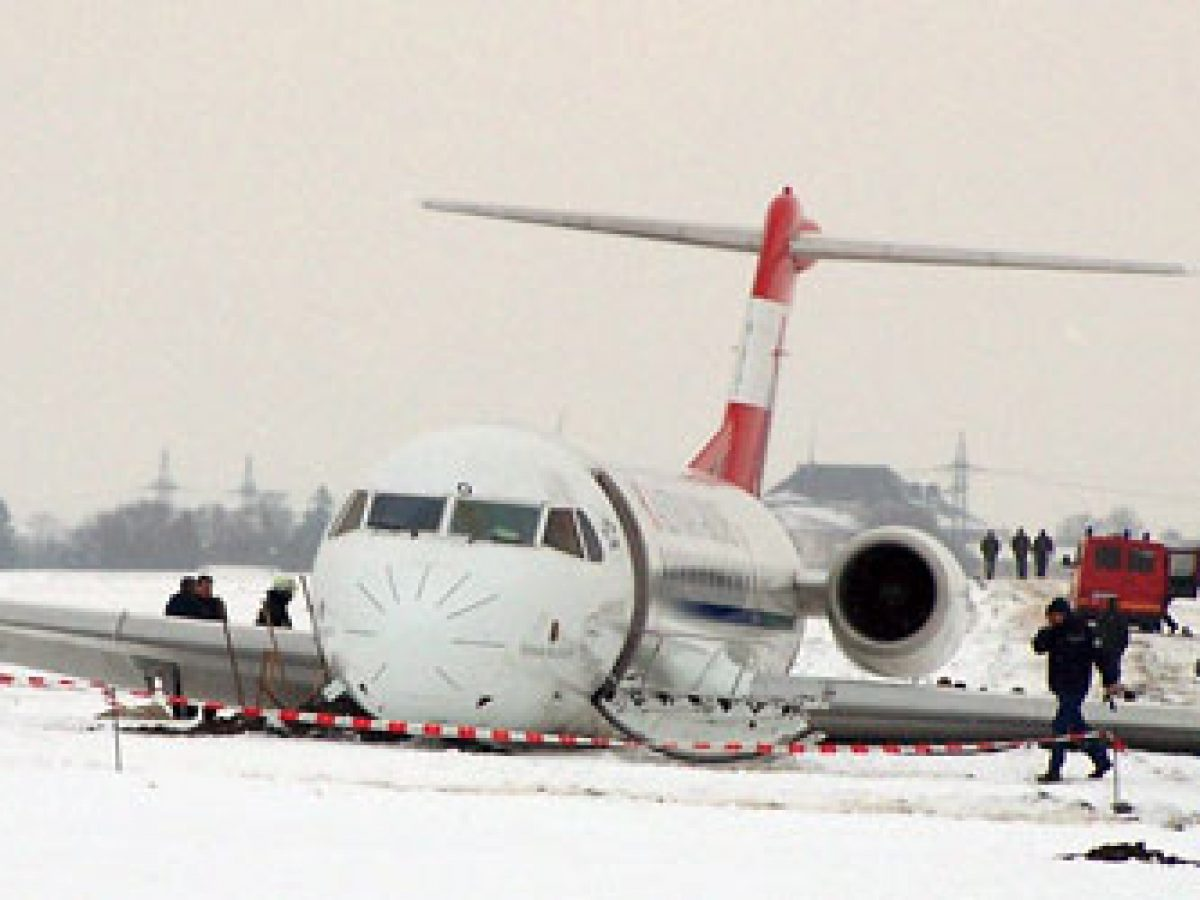 Austrian Airlines Flight Os111 Aviation Accident Database