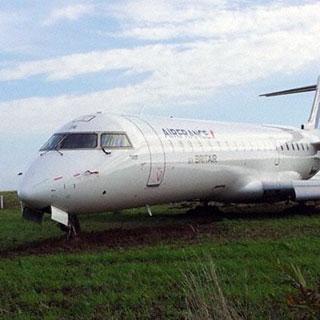 Brit Air - Challenger - CRJ-700 (F-GRZE) flight DB5937
