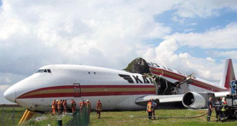 Kalitta Air - Boeing - B747-209F (N-704CK) flight K4706
