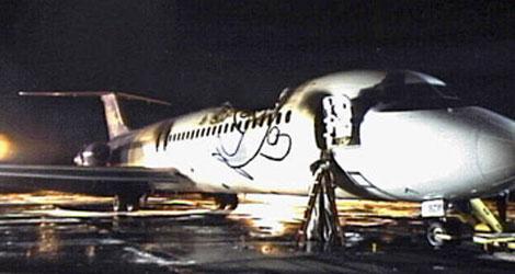 Valujet Airlines - Douglas co - DC9-32 (N-908VJ) flight J7597