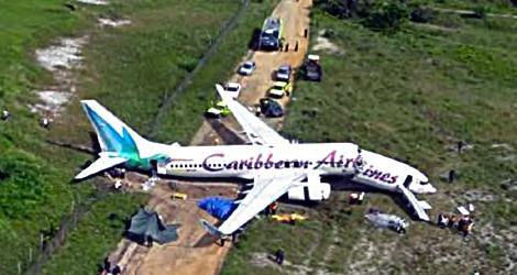 Caribbean Airlines - Boeing - B737-800 (9Y-PBM) flight BW523