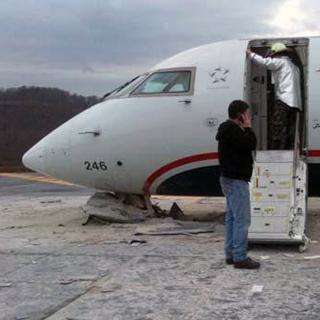PSA Airlines INC - Bombardier - CL-600 (N-246PS) flight US2495