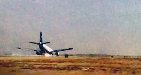 Onur Air flight SVA2865 - Airbus - A300-605R (TC-OAG)