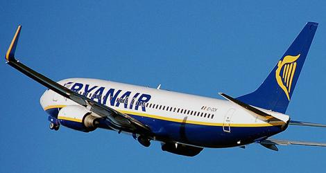 Ryanair flight FR058 - Boeing - B737-800 (EI-CSA)