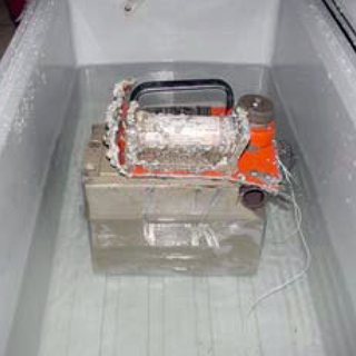 Flight recorder of Transasia Airways flight GE791 - ATR - ATR72-200 (B-22708)