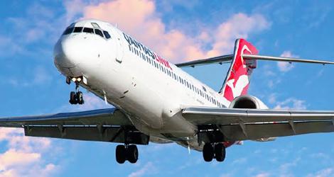 Cobham Aviation - Boeing B717-200 (VH-NXD)