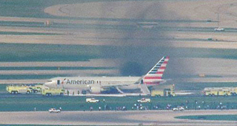 American Airlines flight AA383