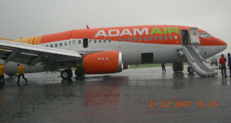 Adam Air flight KI172