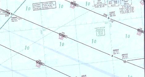 AIR INDIA CHARTERS - BOEING B737-800NG (VT-AXJ) flight IX212