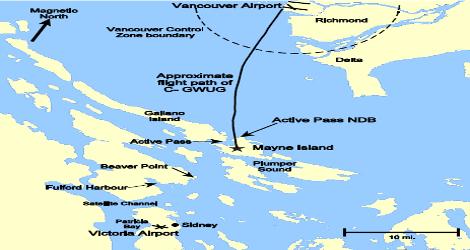 Kelowna Flightcraft Air Charter flight KFA300
