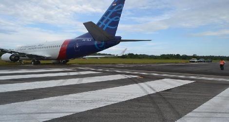 SIRWIJAYA AIR - BOEING B737-500 (PK-CLJ) flight SJ021